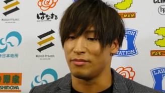 NJPW's Kota Ibushi Explained Why He Turned Down AEW