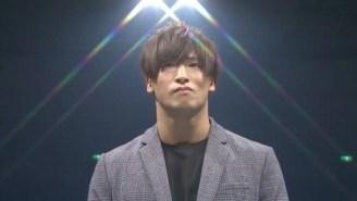 Kota Ibushi Will Remain With New Japan Pro Wrestling