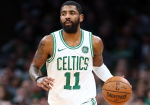 Kyrie Irving Wore A New York Times 'Truth' Shirt After Celtics-Bucks