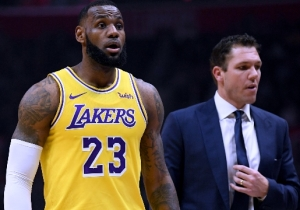 The Lakers Are Reportedly 'Sensitive' To The Notion That LeBron James Is 'Calling The Shots'
