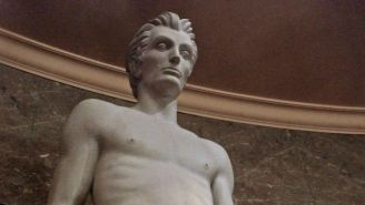 A Statue Of A Hot Abraham Lincoln Is Driving People On Twitter Crazy