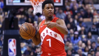 The Raptors Have Reportedly Offered Kyle Lowry In Trade Talks For Mike Conley And Marc Gasol