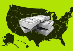 This Early-Retirement-By-State Map Will Make You Despair Over Your Savings