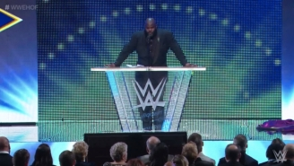 The 2019 Hall Of Fame Is Reportedly A Low Priority For WWE