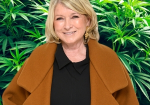 Martha Stewart Is Getting Into The Weed Game