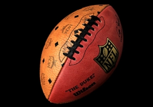 Wilson And MCM Are Teaming Up To Make Luxury 'The Duke' Game Balls