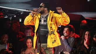 Meek Mill Torched Michael Rapaport For Calling Him 'Trash' During His All-Star Performance