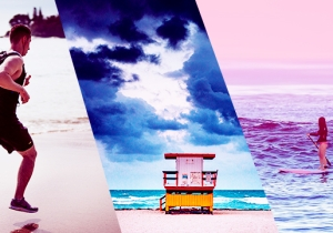 Chasing Adventure On Miami's Most Unforgettable Beaches