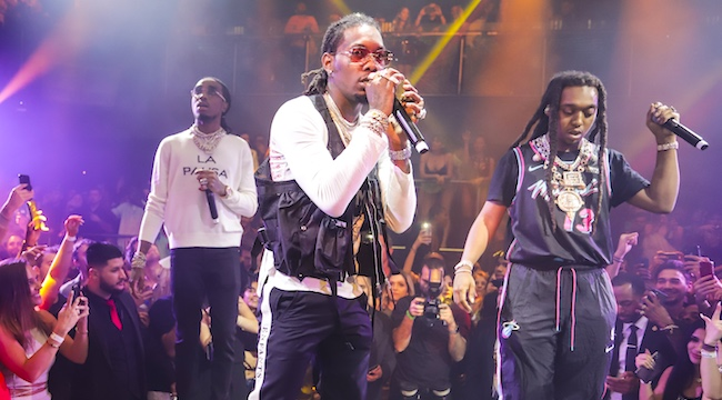 Migos Shared The Full Version Of Their Mountain Dew