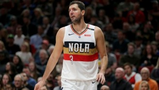 The Bucks Have Reportedly Traded For Pelicans Forward Nikola Mirotic