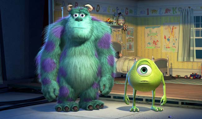 Monsters, Inc ' Fans Are Freaking Out Over The Date February