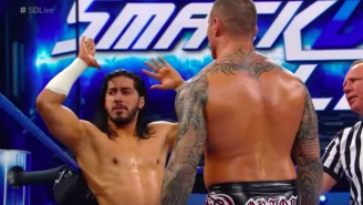 Mustafa Ali Reportedly Out Of WWE Elimination Chamber Match