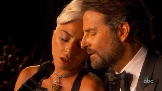 Lady Gaga And Bradley Cooper Double Down On Their Undeniable Chemistry At The Oscars Peformance Of 'Shallow'
