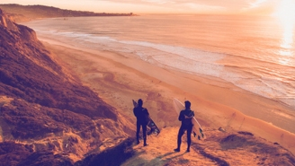 Why You Should Skip San Diego's Busiest Beaches To See Sunset Cliffs