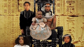 Offset's 'Father Of 4' Is The Most Personal Of The Three Migos-Related Solo Projects