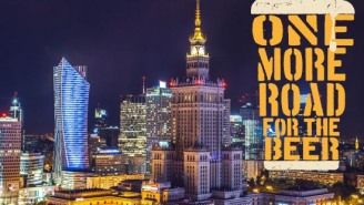 On More Road For The Beer Podcast, Episode 4 — Warsaw, Poland