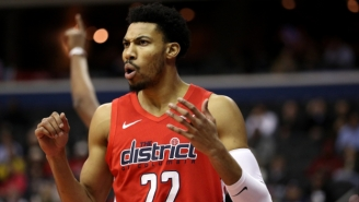 The Bulls Have Reportedly Traded Jabari Parker And Bobby Portis To The Wizards For Otto Porter