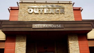 One Man Faked Being Stood Up At Outback Steakhouse On Valentine's Day Trying To Get A Free Steak