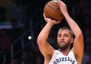The Hawks And Grizzlies Agreed To A 'Spirit Of 2016' Trade Involving Chandler Parsons
