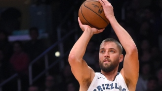 Chandler Parsons Will Return To The Grizzlies' Rotation Following The Trade Deadline