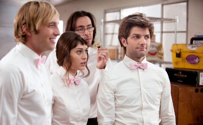 The 'Party Down' Producers Are Going To Try To 'Get The Gang Back Together Again'