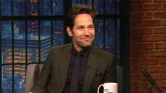 The 'Avengers: Endgame' Title Was Leaked By Seth Meyers And Paul Rudd, But Nobody Noticed