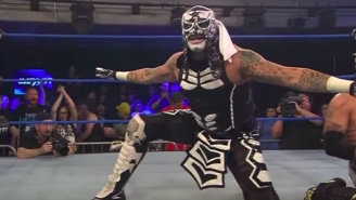 Watch The Lucha Brothers Appear To Join All Elite Wrestling