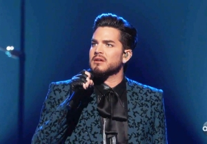 Watch Queen And Adam Lambert Rock The Oscars With An Opening Montage of Hits