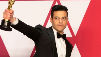 Rami Malek Fell Off The Oscars Stage After Winning Best Actor And Was Treated By Paramedics