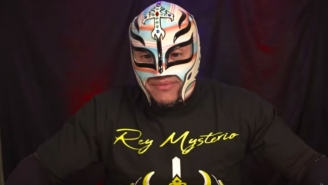 Rey Mysterio Almost Represented Donald Trump At WrestleMania 23