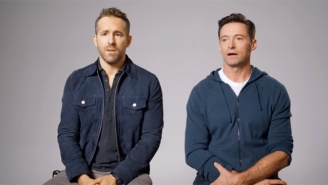 Ryan Reynolds And Hugh Jackman Attempt To End Their Fake Feud By Making Ads For Each Other