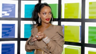 Rihanna Comments On Trump's Immigration Policy Amidst News Of ICE Raids