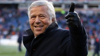 Prosecutors Reportedly Offered Robert Kraft A Deal To Drop Soliciting Prostitution Charges