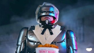 'RoboCop Returns' Director Neill Blomkamp Doesn't Seem Like A Fan Of KFC's New 'RoboCop' Ads