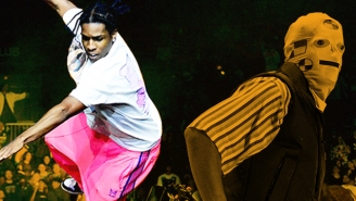 ASAP Rocky's Tour Stop At The Forum Found The Experimental Spirit That Was Missing On 'Testing'