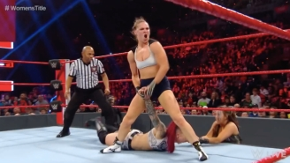 WWE Is Reportedly Planning For A Post-Ronda Rousey Women's Division