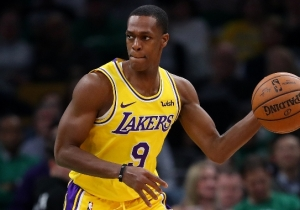 Rajon Rondo Buried The Celtics With A Game-Winning Buzzer-Beater In An Instant Classic
