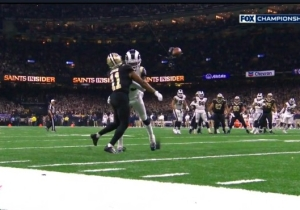 They're Actually Making A Movie About The Saints-Rams Blown Pass Interference Call