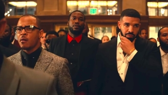 Meek Mill's Mafia Movie-Inspired 'Going Bad' Video With Drake Is A Meeting Of Rap's Biggest Bosses