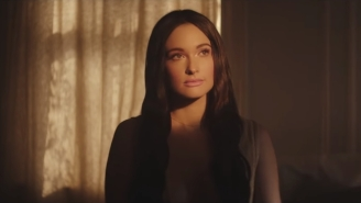 Grammys Darling Kacey Musgraves' 'Rainbow' Video Is A Beacon Of Light