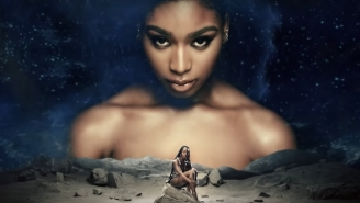 Normani And 6lack Dive Into The Stars In Their Dreamy 'Waves' Video