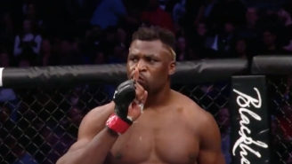 Francis Ngannou Knocked Out Cain Velasquez In 26 Seconds At UFC On ESPN