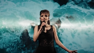 Chvrches Helped Launch BBC Scotland With A Gorgeous Orchestral Version Of 'Miracle'