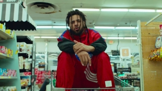 J. Cole Goes Rapper Hunting In His Darkly Humorous Video For 'Middle Child'
