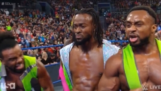 Kofi Kingston Has Been Replaced In The Main Event At WWE Fastlane
