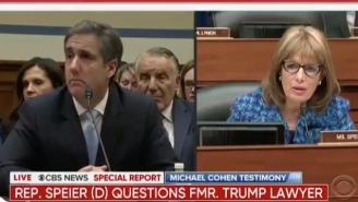 Michael Cohen's Testimony Has Inspired A Hilarious 'How Many Times?' Meme