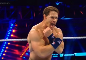 John Cena Explained How He Came Up With His Sixth Move Of Doom, The 'Lightning Fist'