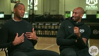 Kobe Bryant And Tracy McGrady Hilariously Disagreed About A 1-On-1 Game In Europe