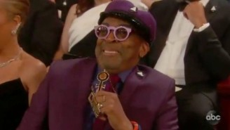 Samuel L. Jackson Paused The Oscars To Let Spike Lee Know The Knicks Won
