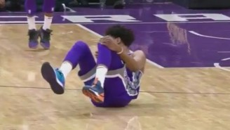 Marvin Bagley III Was Helped To The Locker Room With An Apparent Left Knee Injury